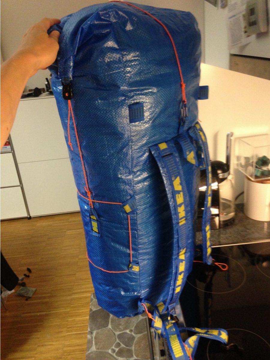 Diy Ikea Backpack Freiheitsgrad Ch